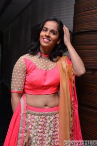 Fashionable Saina