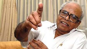 Iyakkunar Sigaram (the film director who scaled the peak) K Balachander