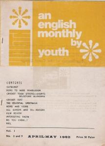 I mag cover April 1982