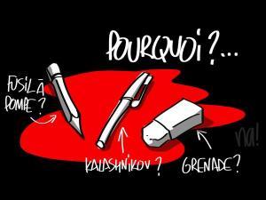 Pen vs Kalashnikov