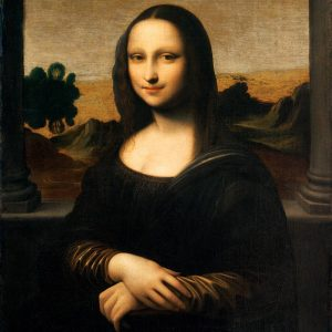 Early Mona Lisa