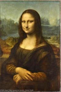 Louvre Mona Lisa 1