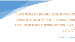 LKY quote