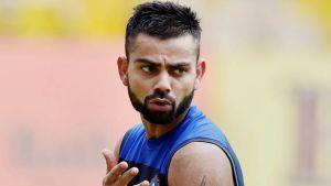 Virat-Kohli-Duncan-Fletcher-India-vs-West-Indies-20142