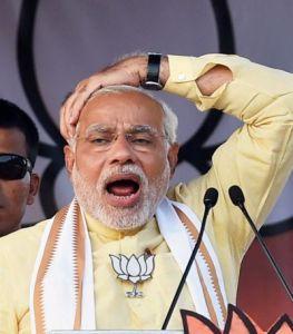 Modi's rally