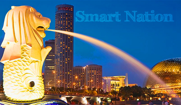 Singapore Swings into Next Phase of Smart Nation Mission | Top of