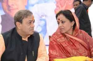 Sanjay Singh and Ameeta