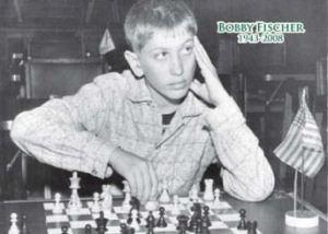 Young Fischer