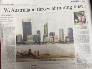 mining bust
