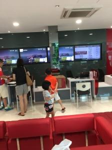 LG Service Centre on Alexandra Road, Singapore