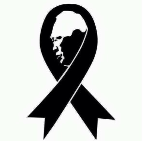 LKY black ribbon