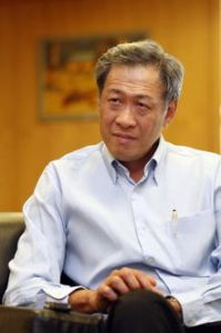 Ng Eng Hen, Minister for Education and Second Minister for Defence.