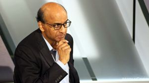 Tharman Shanmugaratnam, Deputy PM and Finance Minister