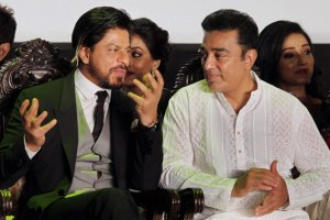 Kamal and SRK