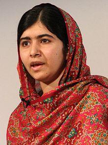 Malala Yousafzai, youngest Nobel winner
