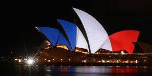 Opera House in Sydney, Getty Images