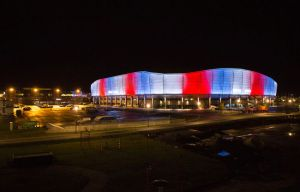 Telenor Arena in Norway