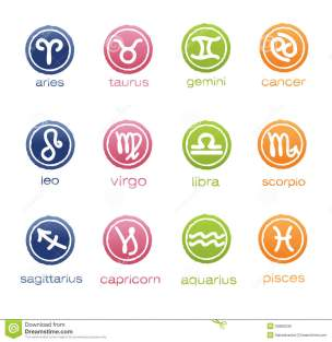 colorful-horoscope-signs-badge-form-25660030