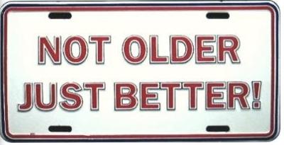 Not just older