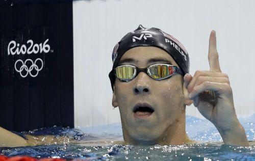 Phelps, Yahoo image