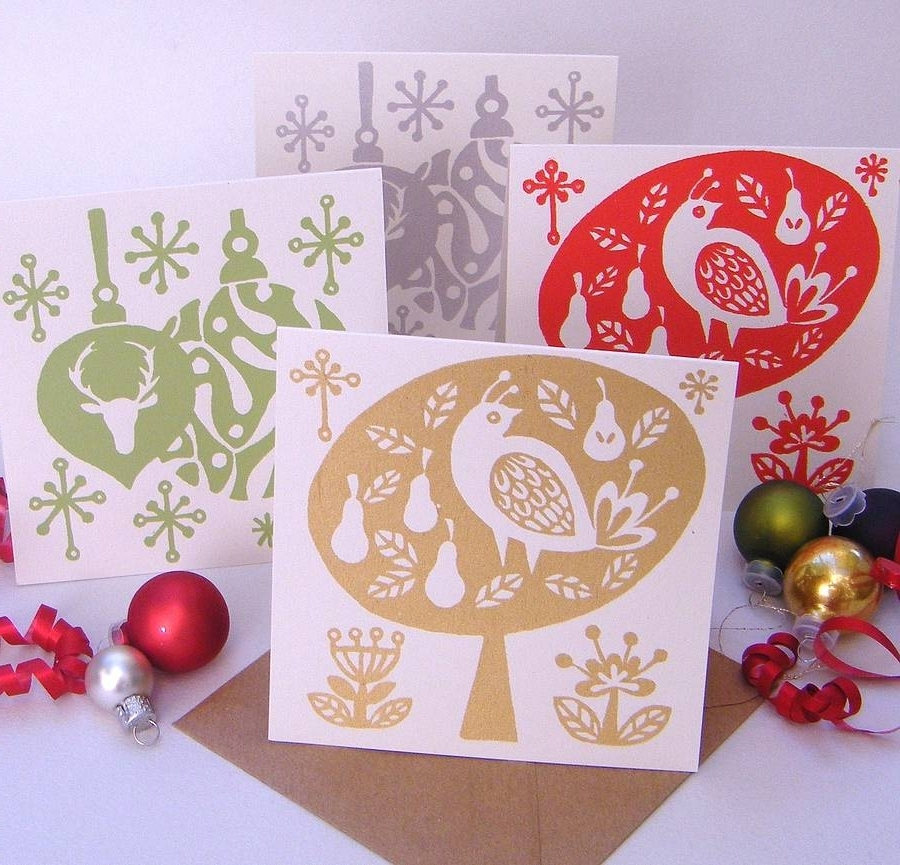 The Slow Death of Printed Christmas Cards! | Top of the Word