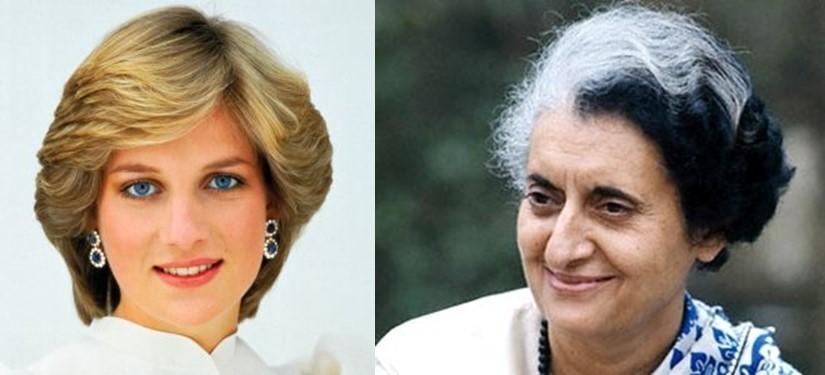 Indira and Diana