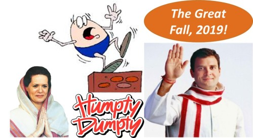 Humpty Dumpty Congress