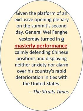 Masterly performance